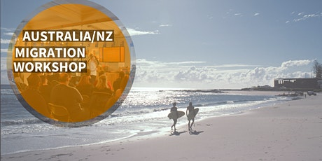 Australia/New Zealand Migration Job Workshop tickets