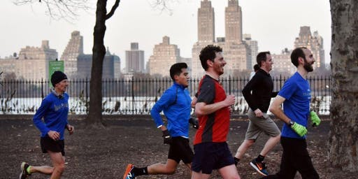 Group Run: Central Park Running History Tour