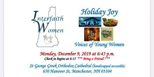 Holiday Joy: Voices of Young Women