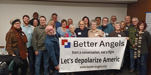 Better Angels in Columbus OH area meeting