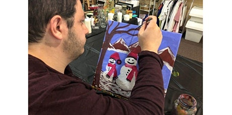 Acrylic Painting classes for Adults (07-09-2020 starts at 11:00 AM) tickets