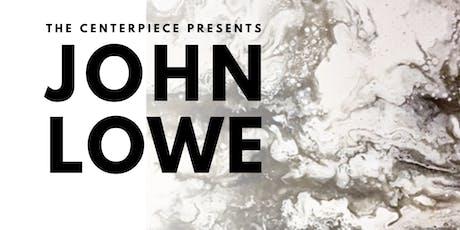 December First Friday: John Lowe Black & White Spotlight Show tickets