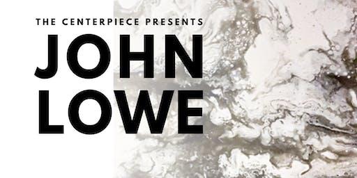 December First Friday: John Lowe Black & White Spotlight Show