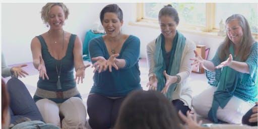 Sisters in Harmony Santa Cruz New Year Drop-in Class