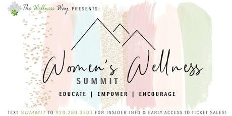 Women's Wellness Summit tickets