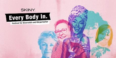 Every Body In. Festival // Freier Eintritt Tickets