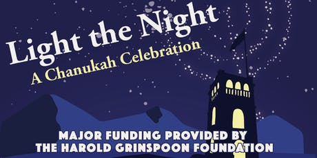 Light the Night: A Chanukah Celebration tickets