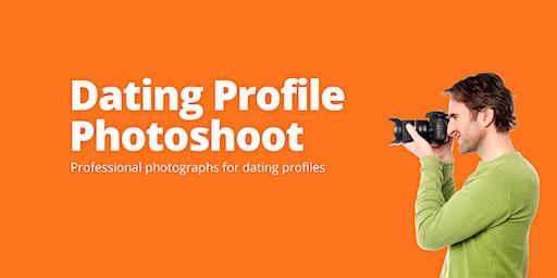 Dating Profile Photoshoot