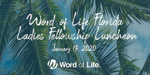 Word of Life Florida - Ladies Fellowship Luncheon