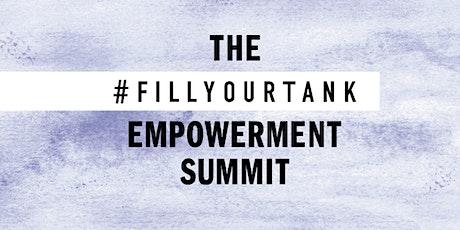 #FillYourTank Empowerment Summit tickets