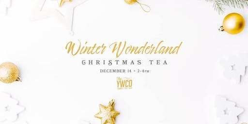 Winter Wonderland Christmas Tea