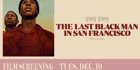 Film Screening: The Last Black Man In San Francisco tickets
