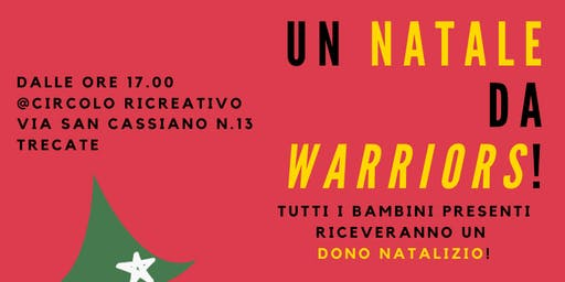 Un Natale da Warriors!