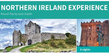 Peterborough Travel Talk - Northern Ireland tickets
