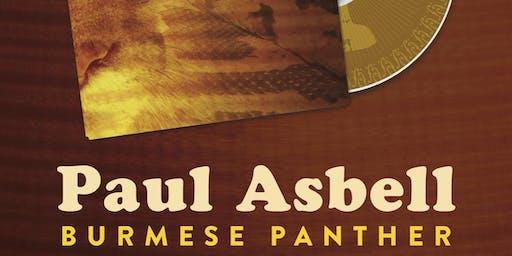 """Paul Asbell Jazz Quintet plays """"Burmese Panther"""""""