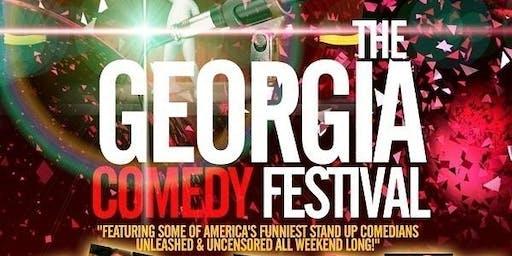 Georgia Comedy Festival Weekend