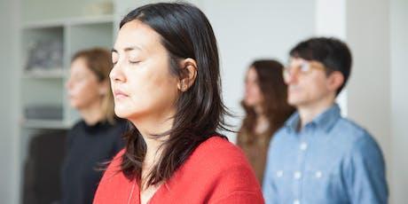 Curso de Mindfulness Intensivo - Fim de semana  ingressos