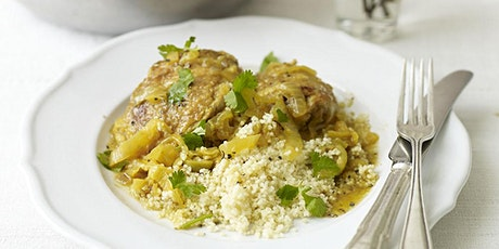 Middle Eastern Cookery Course  tickets