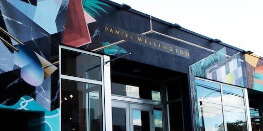 Daniel Wellington Art Basel Event