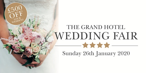 Grand Hotel - Wedding Fair