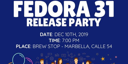 Release Party Fedora 31 - Panama