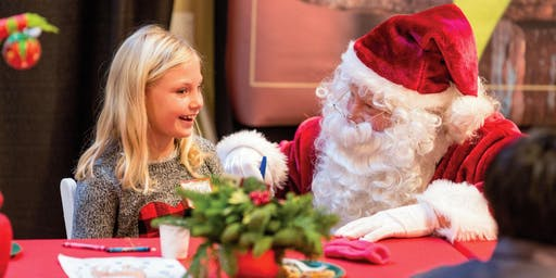 Santa Claus Celebration at Harry & David Country Village Store
