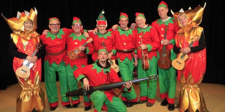 The Dukes of Uke - All I Want for Christmas is Uke! tickets