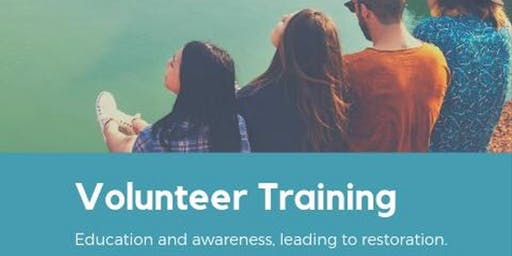 WillowBend Farms Volunteer Training