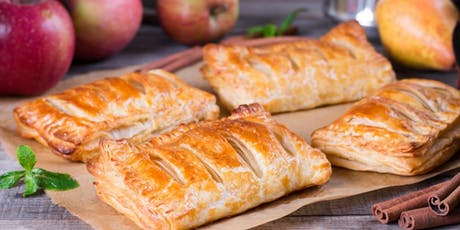 Puff Pastry 3 Ways: Savory and Sweet tickets