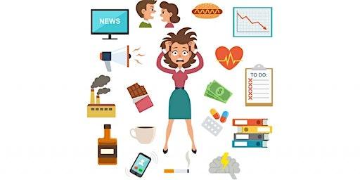 Minimize & Manage Stress, Anxiety & Disorganization