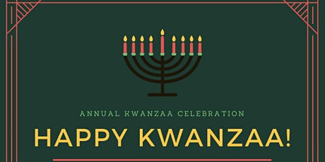 Annual Kwanzaa Kick-Off tickets