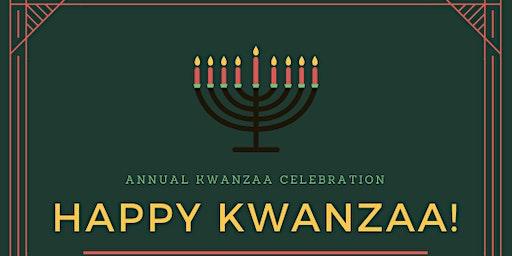 Annual Kwanzaa Kick-Off