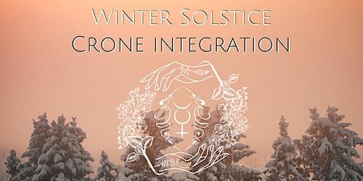 Winter Solstice Crone Integration
