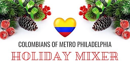 "Colombians of Metro Philadelphia ""Holiday Mixer"""