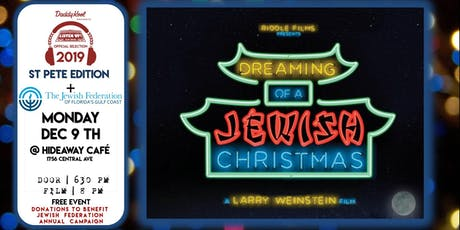 Listen Up Film Series (St Pete) presents Dreaming of A Jewish Christmas tickets