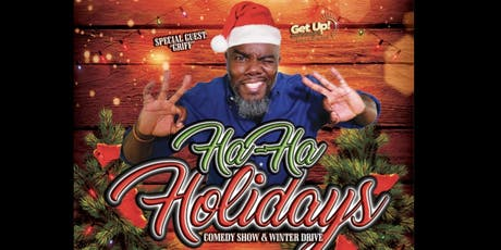 "Ha-Ha Holidays w/ ""GRIFF"" tickets"