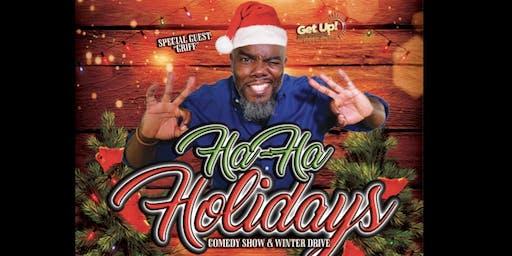 "Ha-Ha Holidays w/ ""GRIFF"""