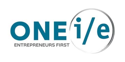 One I/E Startup Bootcamp