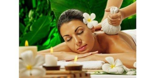 Kona Ali'i Massage Package (01-29-2020 starts at 9:00 AM)