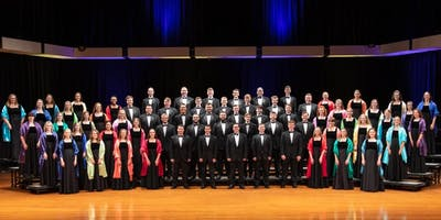 The South Dakota State University Concert Choir in Florence