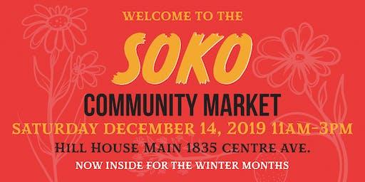 SOKO Community Market - December 2019