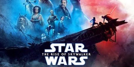 Private Screening of The Rise of Skywalker