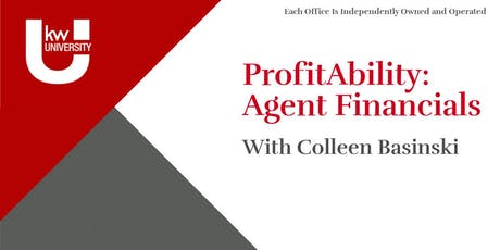 ProfitAbility: Agent Financials tickets