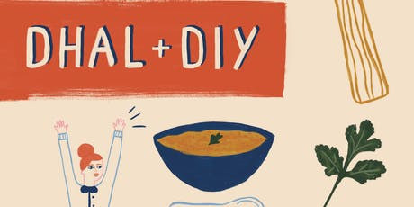 DHAL + DIY tickets