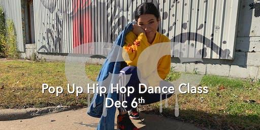 Hip Hop Dance Class - 1 Day Pop Up Event Beginner/ Intermediate Open to all