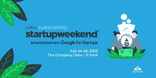 Startup Weekend Cebu - Sustainability Edition