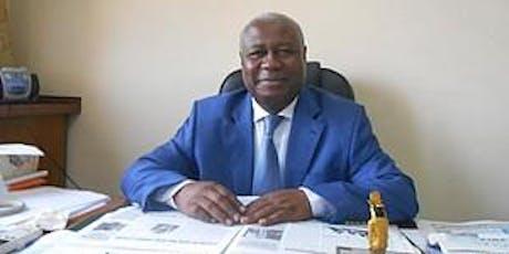 Financement des entreprises en Afrique animé par Alain BELIBI de la CRTV billets
