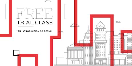 An Introduction to Design_Free Trial Class tickets