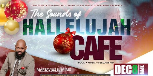 The Sounds of Hallelujah Cafe