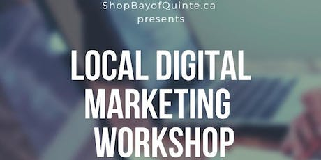 Local Digital Marketing Workshop ( Marmora) tickets